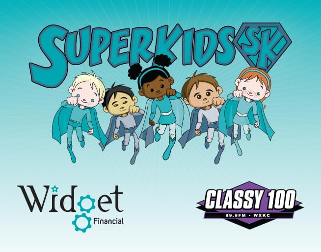 Widget Financial Super Kids 2020! Nominate your 5-12 year-old today!