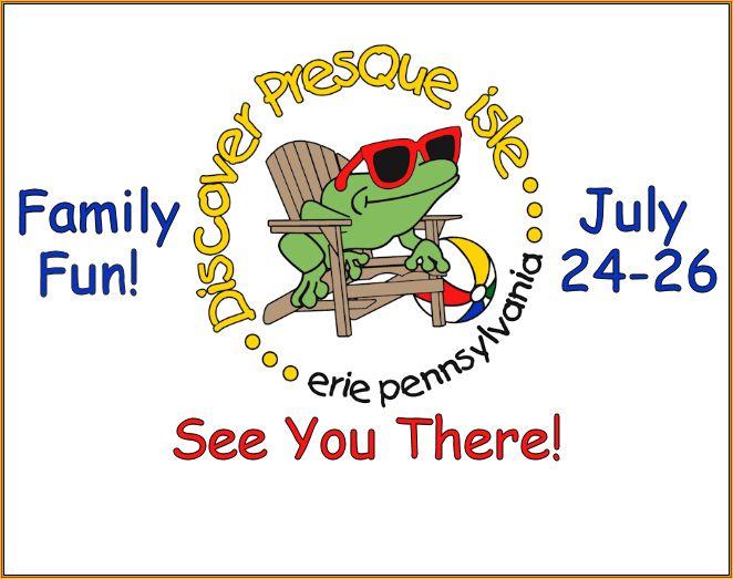 Discover Presque Isle 2015!