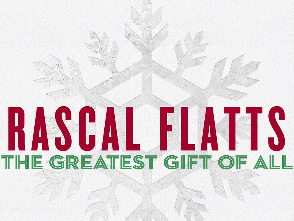 Rascal Flatts Reveals Christmas Album Track List and Cover Art