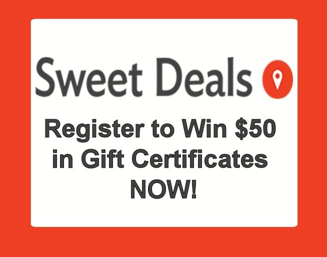 Register to win a Sweet Deal to The Breakfast Place West Here!
