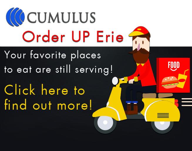 Cumulus Order UP Erie!