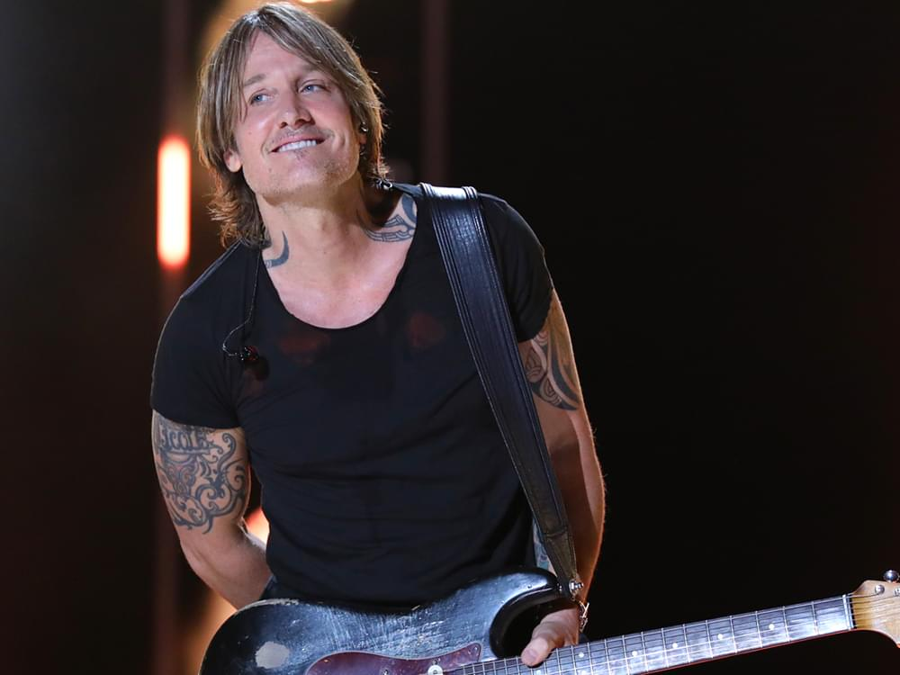 "Keith Urban Drops Picture-Perfect Video for New Song, ""Polaroid"" [Watch]"