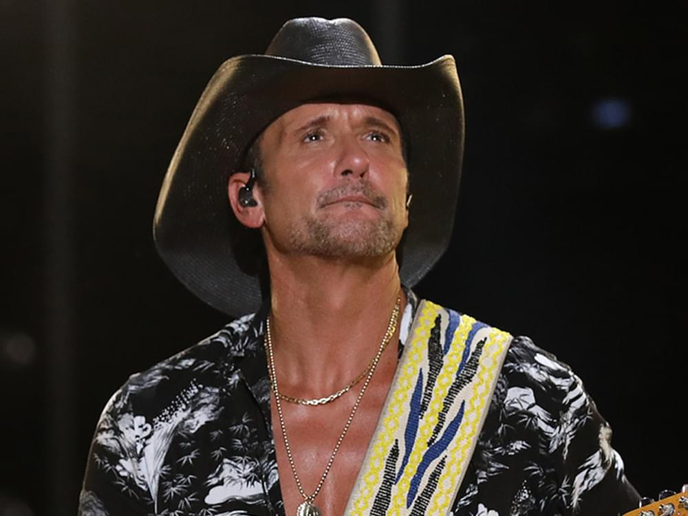 """Exclusive: Tim McGraw Opens Up About Experiencing Domestic Abuse in Emotional Interview on """"The Blair Garner Show"""""""