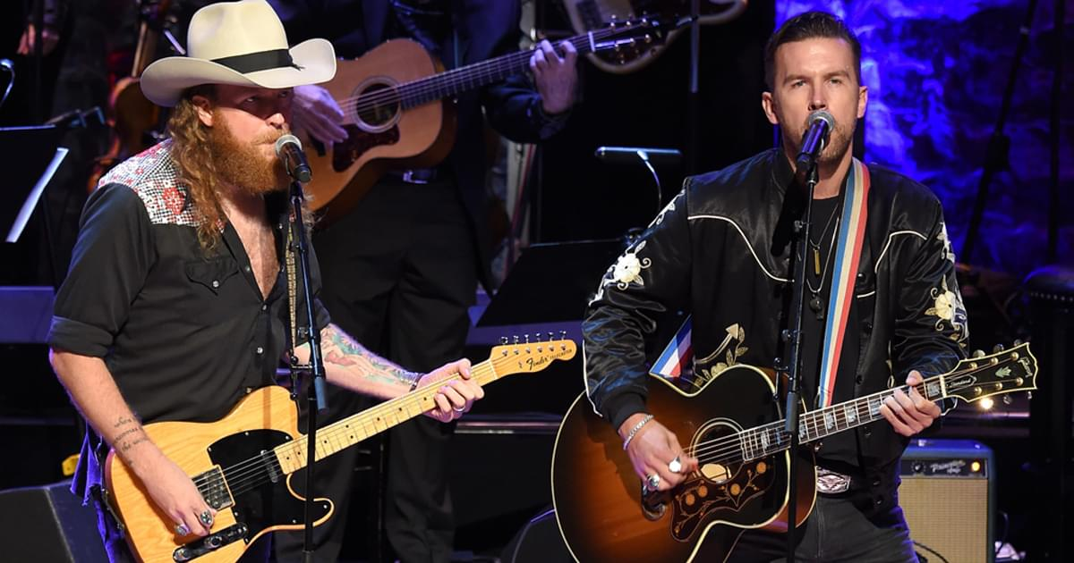 Brothers Osborne to Headline Free Livestream to Benefit ACM Lifting Lives on Aug. 21