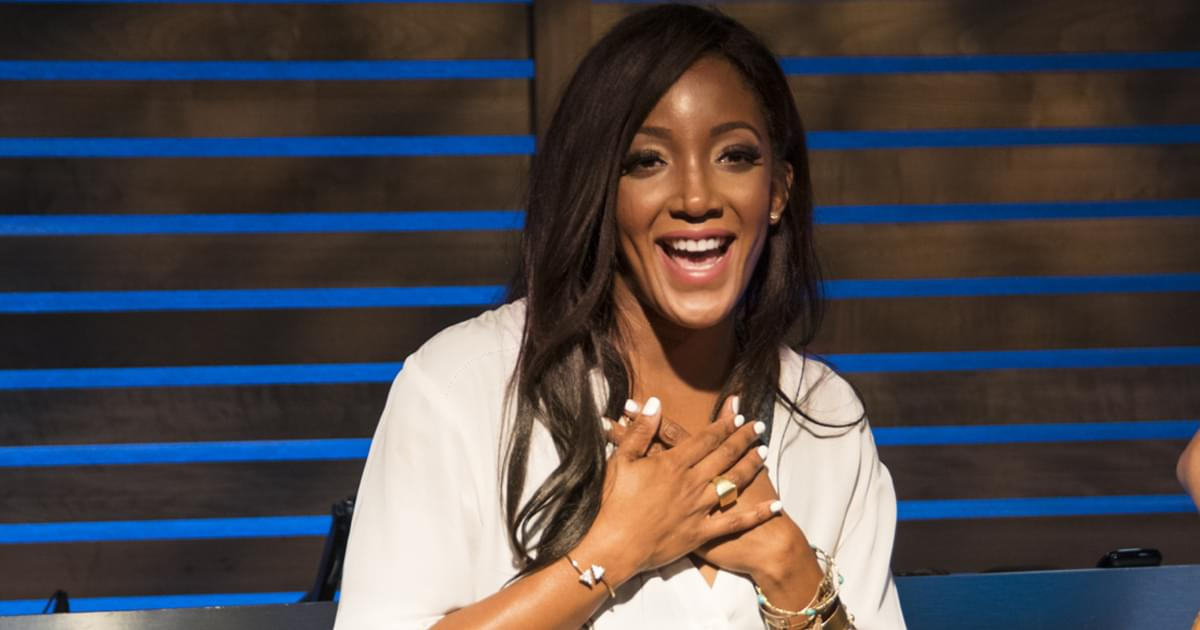 Mickey Guyton & Husband Are Expecting First Child