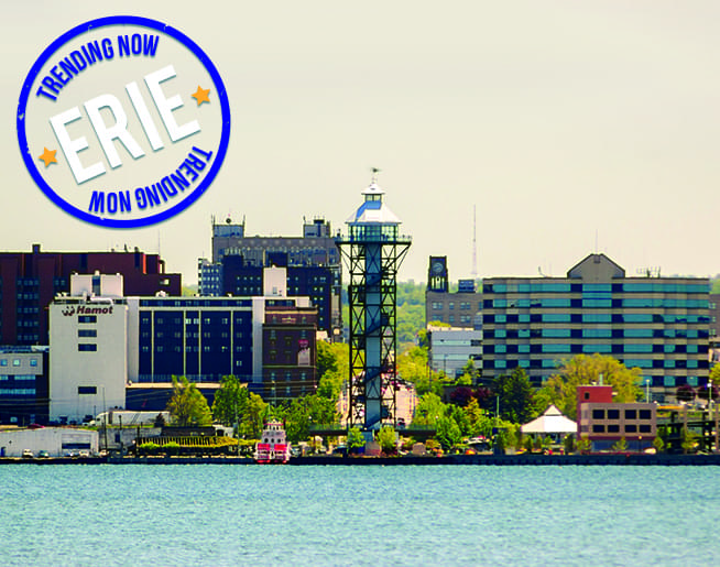 Find out what's Trending NOW in Erie!