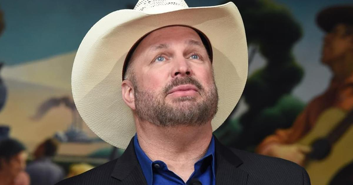 "Garth Brooks Reveals Why He Ditched Track No. 13 on New ""Fun"" Album"