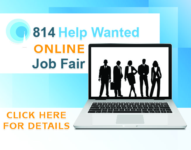 Check out the 814 Online Job Fair!