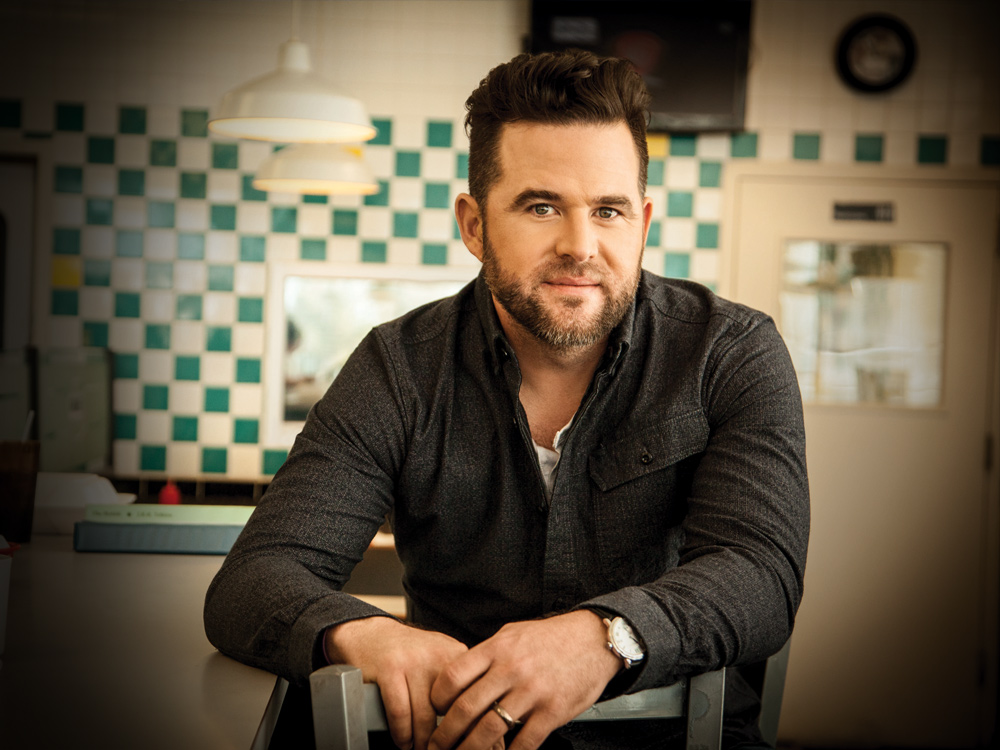 "David Nail Pulls No Punches on New Album, ""The Fighter"""