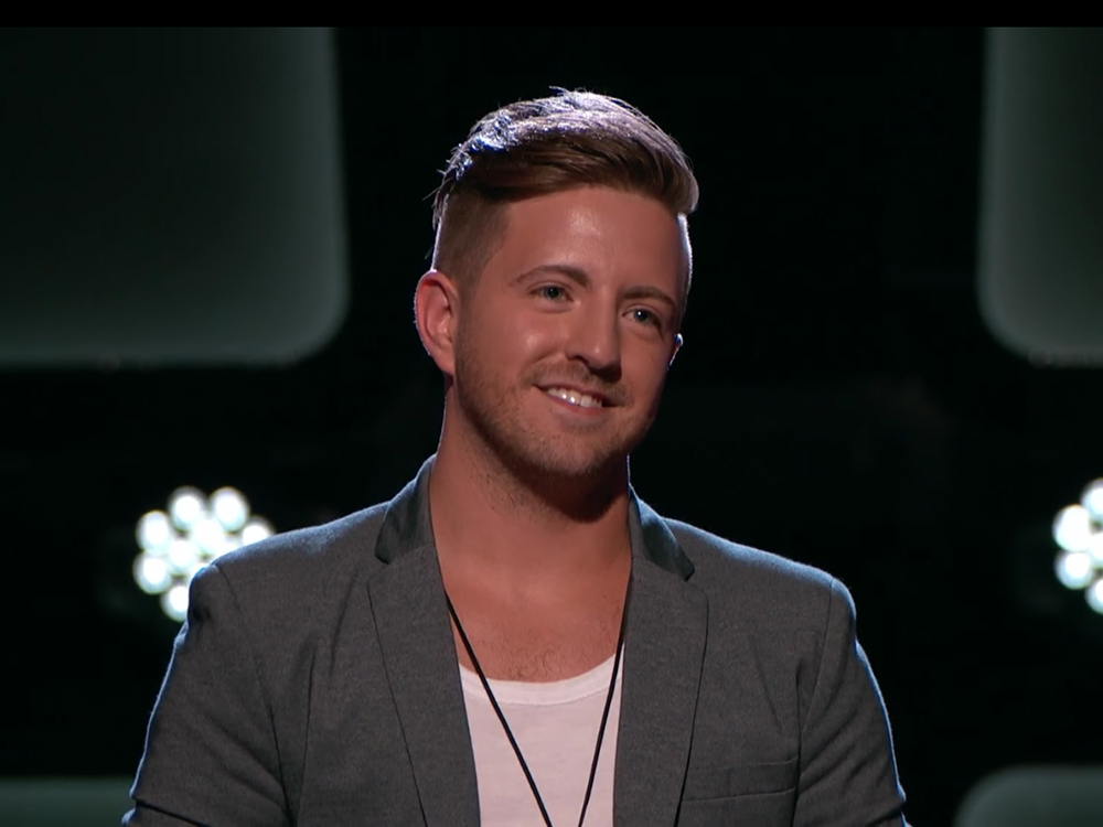 """Watch Billy Gilman Impress All Four Judges During Blind Auditions on """"The Voice"""""""