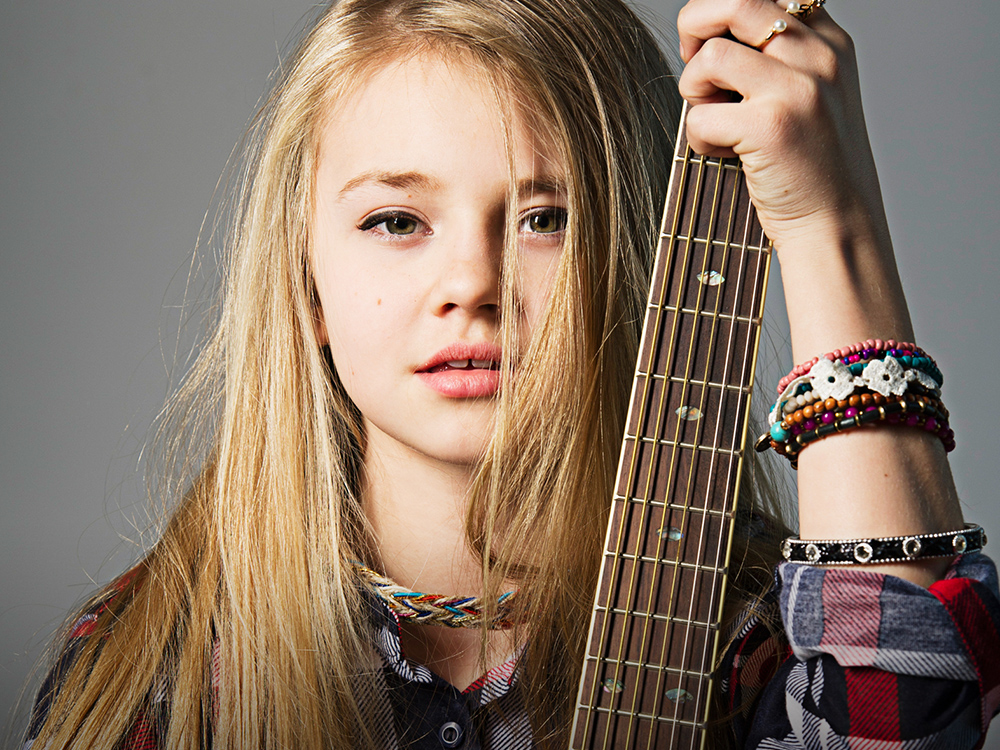 12-Year-Old Tegan Marie Is Making Waves in Country Music for the Next Generation