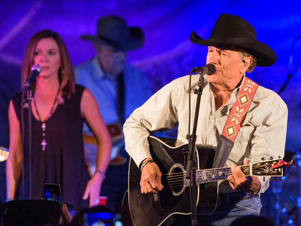 George Strait Returns to Gruene Hall for Album Release Concert [Photo Gallery]