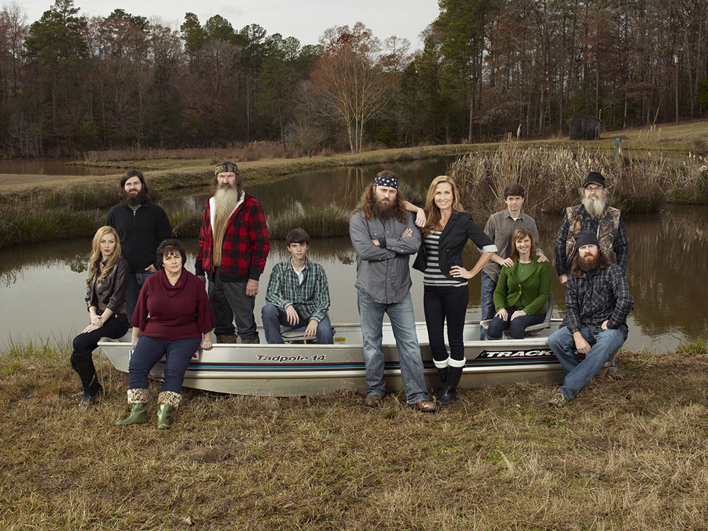 """The Robertson Family Calls It Quits on """"Duck Dynasty"""" Series"""