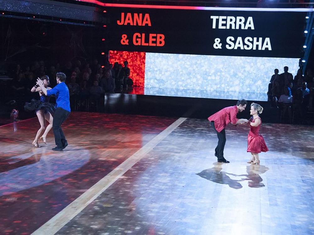 "Jana Kramer Goes Head-to-Head Against Good Friend Terra Jolé on ""Dancing With the Stars"""