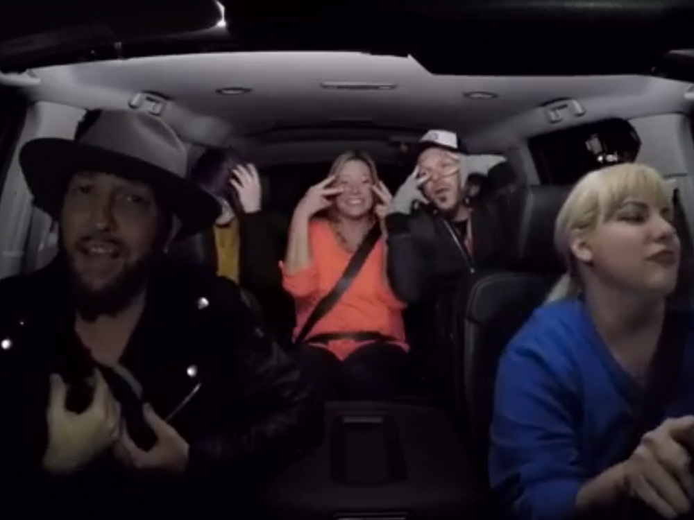 Watch the Guys From LOCASH Surprise Lyft Passengers With In-Car Concerts