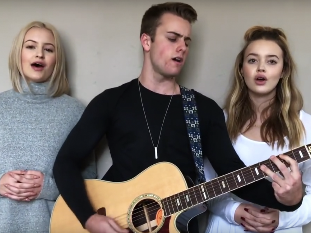 Watch Temecula Road Close Out 2016 With an 18-Song Mash-Up of This Year's Most Popular Country Tunes