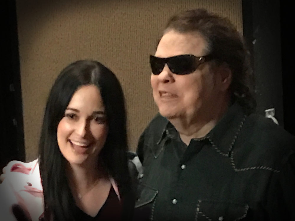 "Watch a Sneak Peek of Kacey Musgraves and Ronnie Milsap Sing ""Don't You Ever Get Tired (Of Hurting Me)"" on New Tribute Album"
