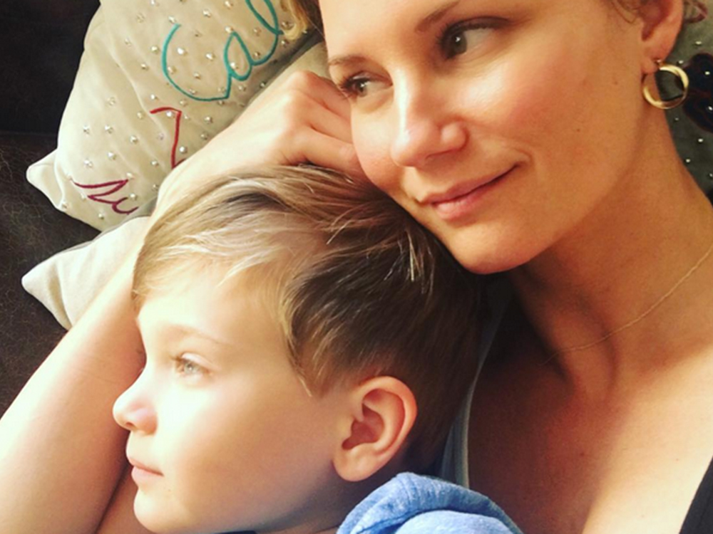 Jennifer Nettles Hopes Son Magnus Gains Life Experience While on the Road With Her
