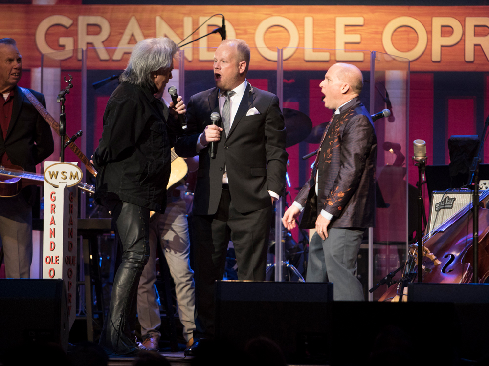 Bluegrass Duo Dailey & Vincent Invited to Join the Grand Ole Opry