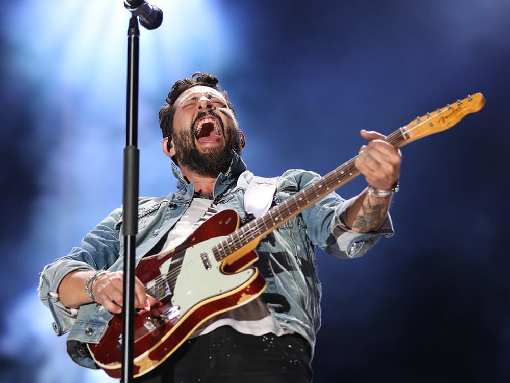 Play It Forward: Old Dominion's Matthew Ramsey Says Check Out Abby Anderson's Music