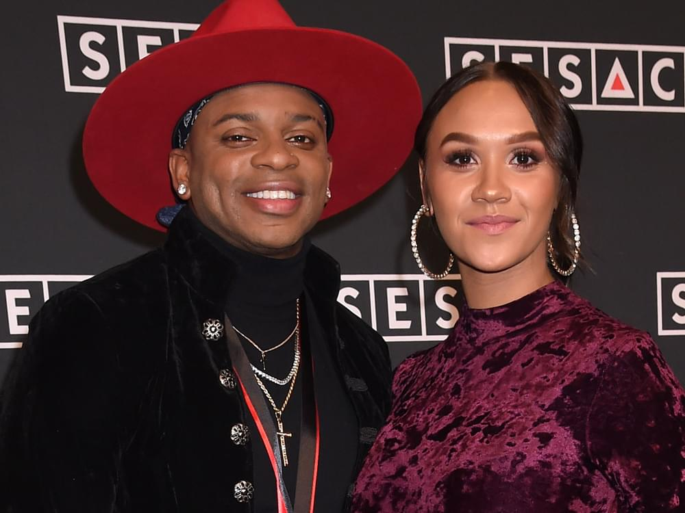 Jimmie Allen and Fiancée Welcome Baby Girl, Naomi Bettie Allen