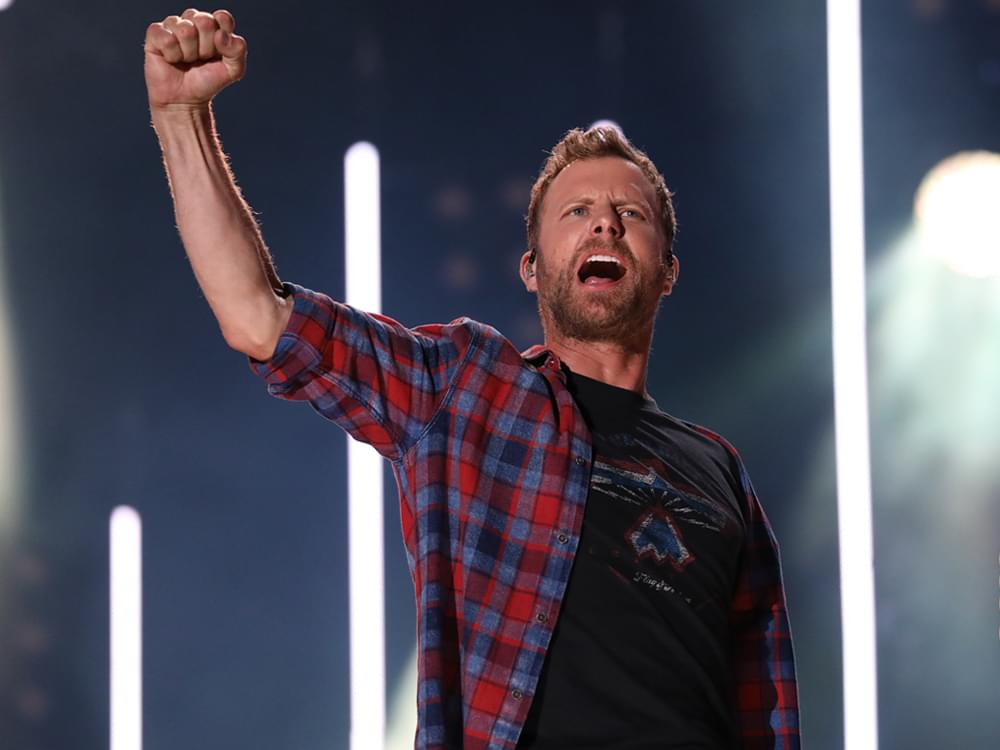 Dierks Bentley Commits $90,000 to 90 Hourly Employees at Nashville's Whiskey Row