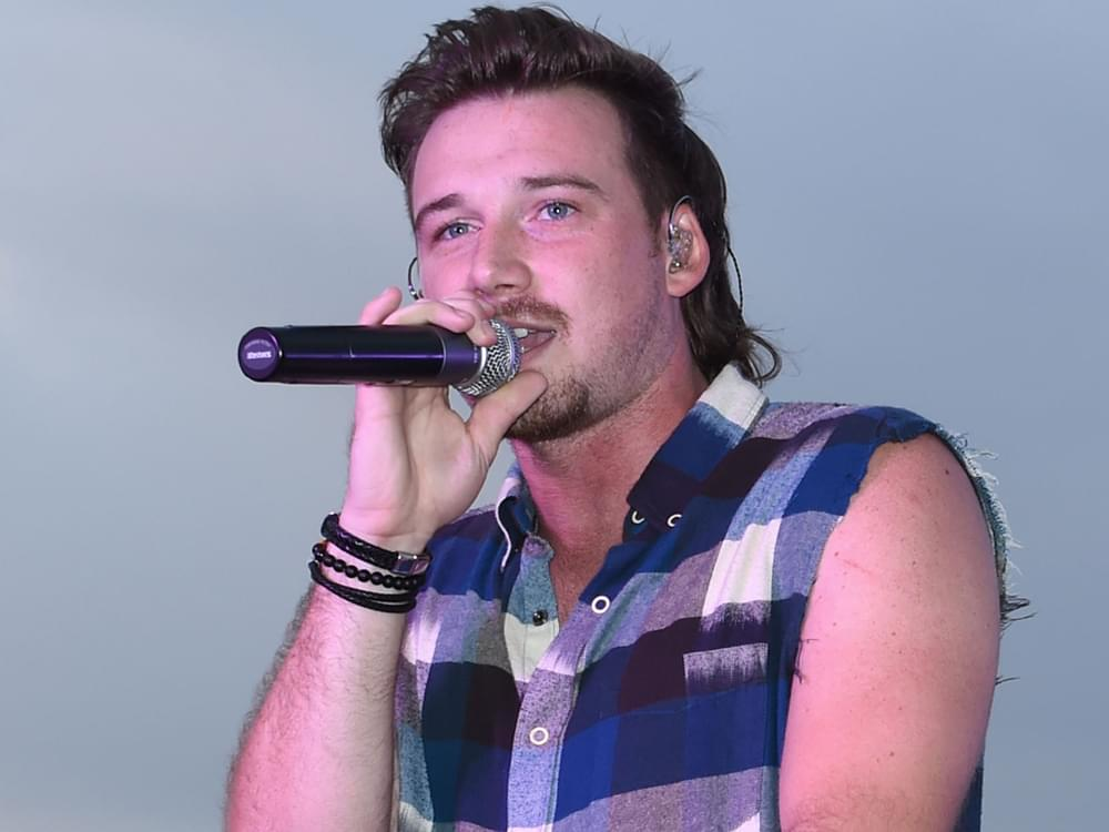 Morgan Wallen Loves the Eagles, Man