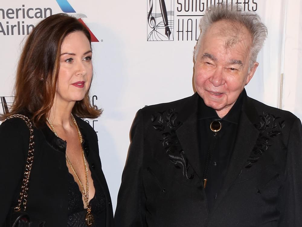 """John Prine's Wife, Fiona, Shares Message After Husband's Death: """"John Was the Love of My Life"""""""