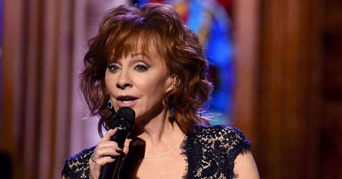"Watch Reba McEntire's Special Performance of ""Fallin' Out of Love"""