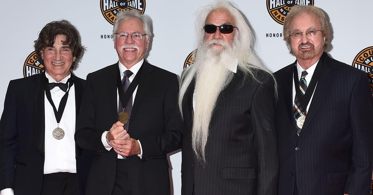 Oak Ridge Boys, Jon Pardi, Cam & More to Perform on the Grand Ole Opry on Nov. 14