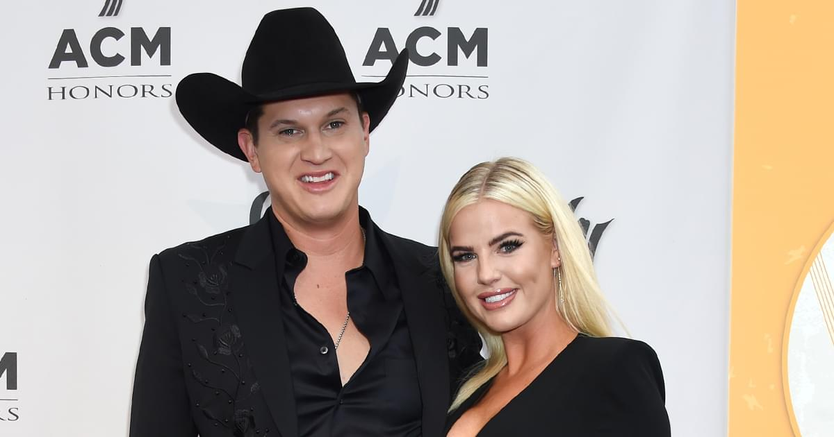 Jon Pardi and Summer Duncan Get Married