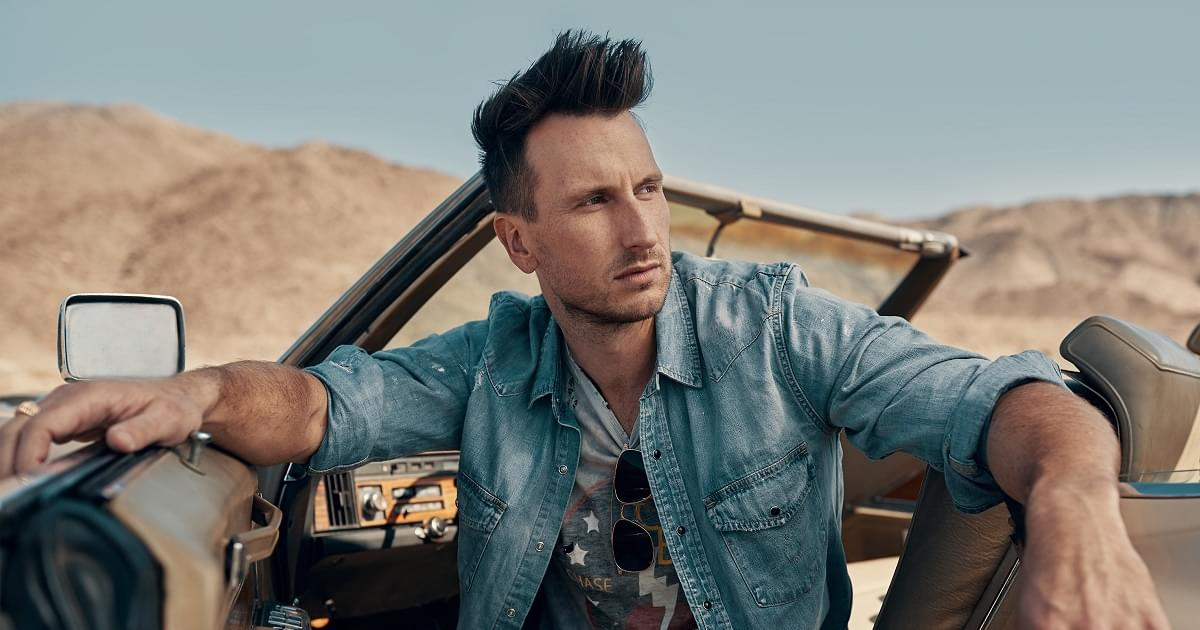 "Explore Russell Dickerson's Sophomore Album, ""Southern Symphony,"" in New ""Experience"" Video"