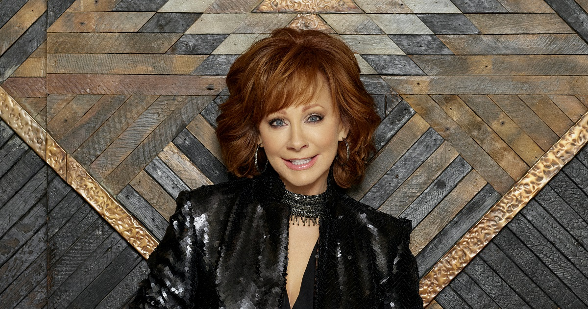 Reba McEntire's Working Like a Dog on New Music…With Her Dog By Her Side