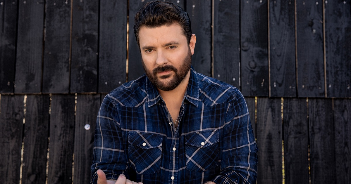 Chris Young Feels Lucky He Got The Dad He Did