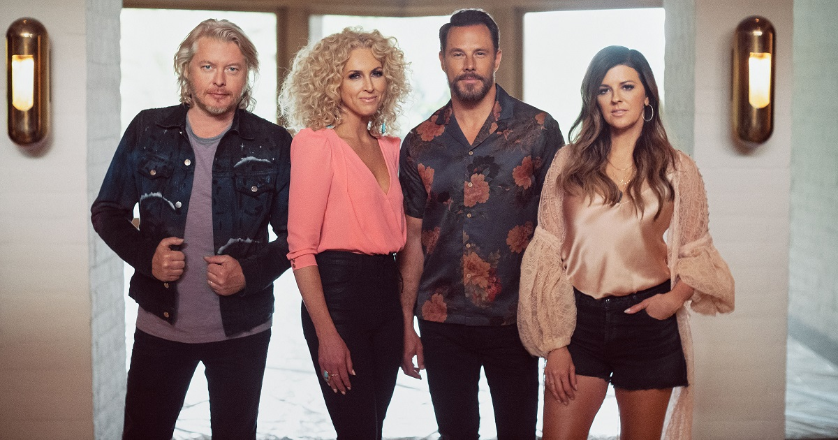 """Little Big Town's """"Wine, Beer, Whiskey"""" Goes Platinum at the Opry"""