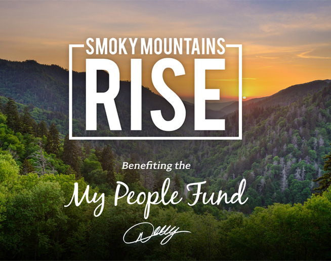 Dolly Parton's Smoky Mountains Rise Telethon