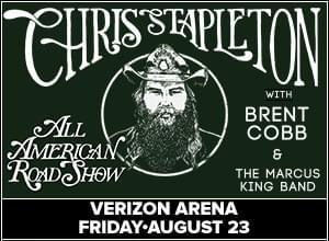 "Chris Stapleton ""All-American Road Show"""