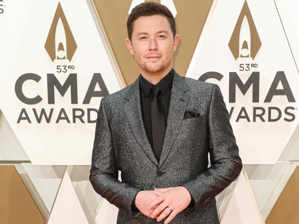 """Scotty McCreery Headed Back to the Studio in December to Record New Album: """"We Want to Be Ready to Go"""""""