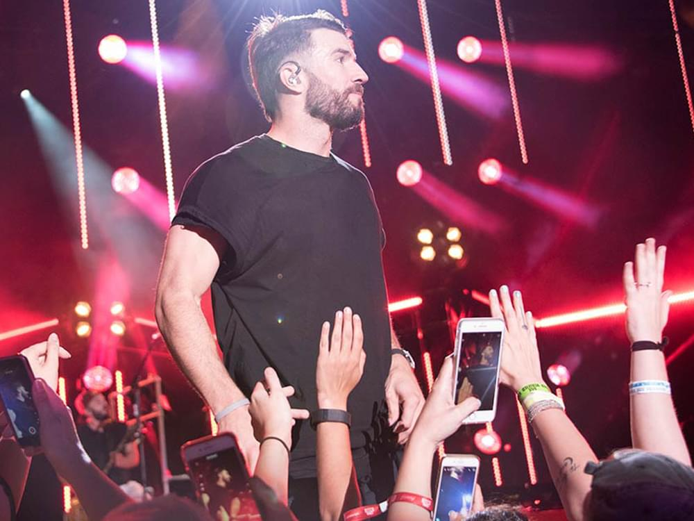 "During the 1,985 Days Between Albums, Sam Hunt Came to a ""Pretty Big Fork in the Road,"" So He Took It"