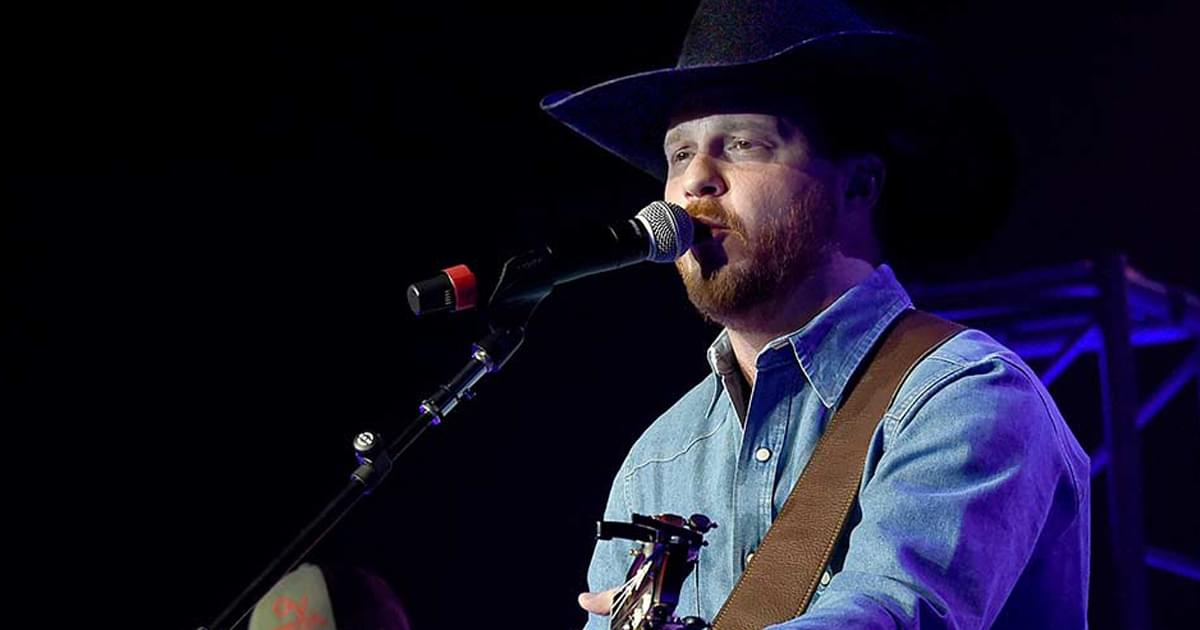 """Watch Cody Johnson Cover Reba's No. 1 Hit, """"Whoever's in New England"""""""