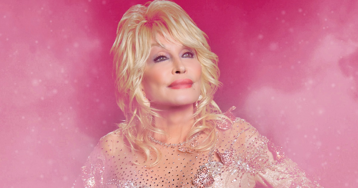 Dolly Parton Has Sent Us a New Song Along With a New Scent