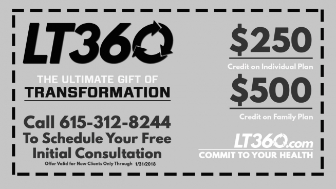 lt360 diet plan cost