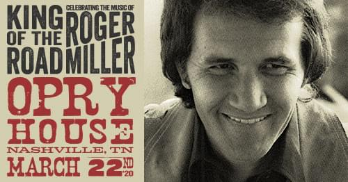 "Enter to Win Tickets to See ""King of the Road: Celebrating the Music of Roger Miller!"""
