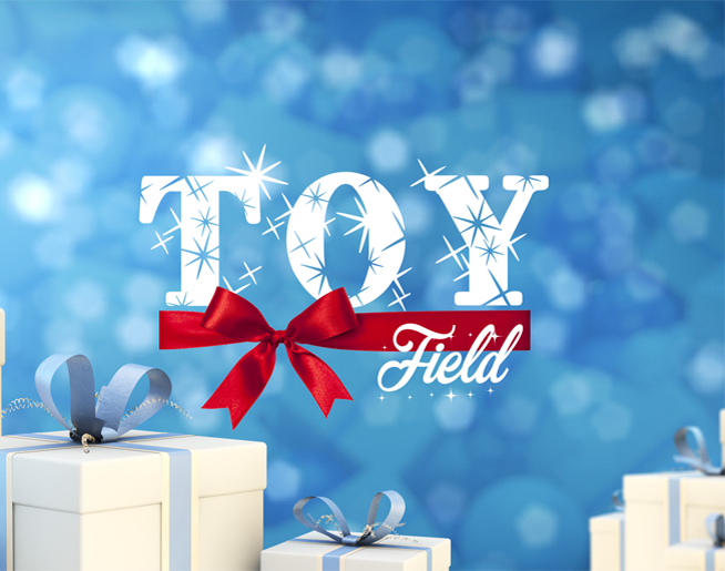 Toy Field Presented by T-Mobile is Tuesday, December 8th!