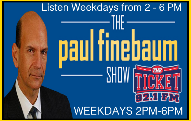 Paul Finebaum  takes You through SEC Football Season Weekdays 2PM-6PM