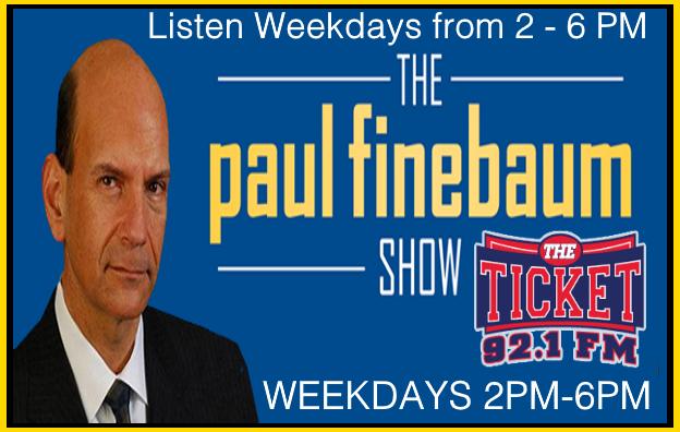Paul Finebaum  takes You through SEC Football Season Weekdays 2PM-6PM