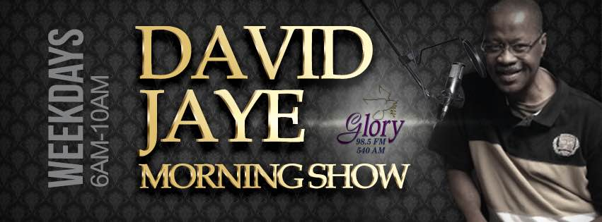 Morning Drive w/David Jaye
