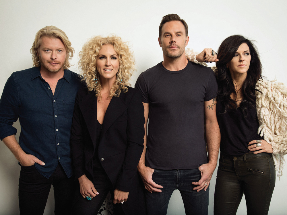 """Listen to Little Big Town Get Back to Their Harmonic Roots With New Single, """"Better Man"""""""