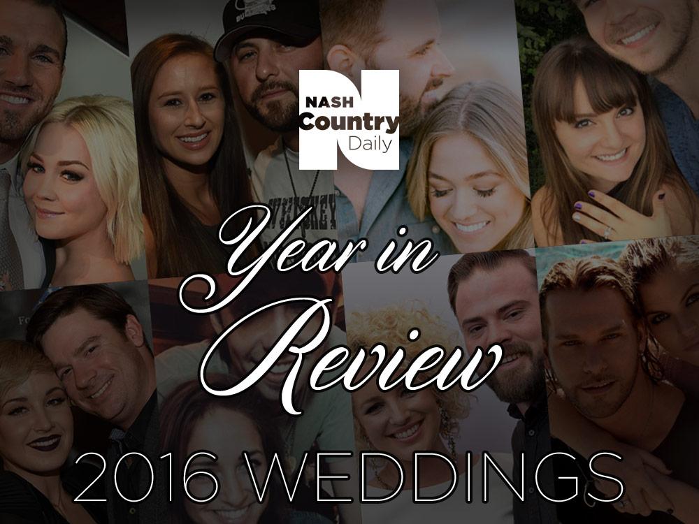 Year in Review: 2016 Weddings