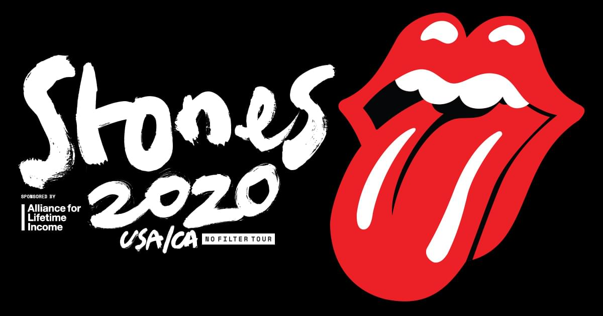 The Rolling Stones — No Filter Tour 2020